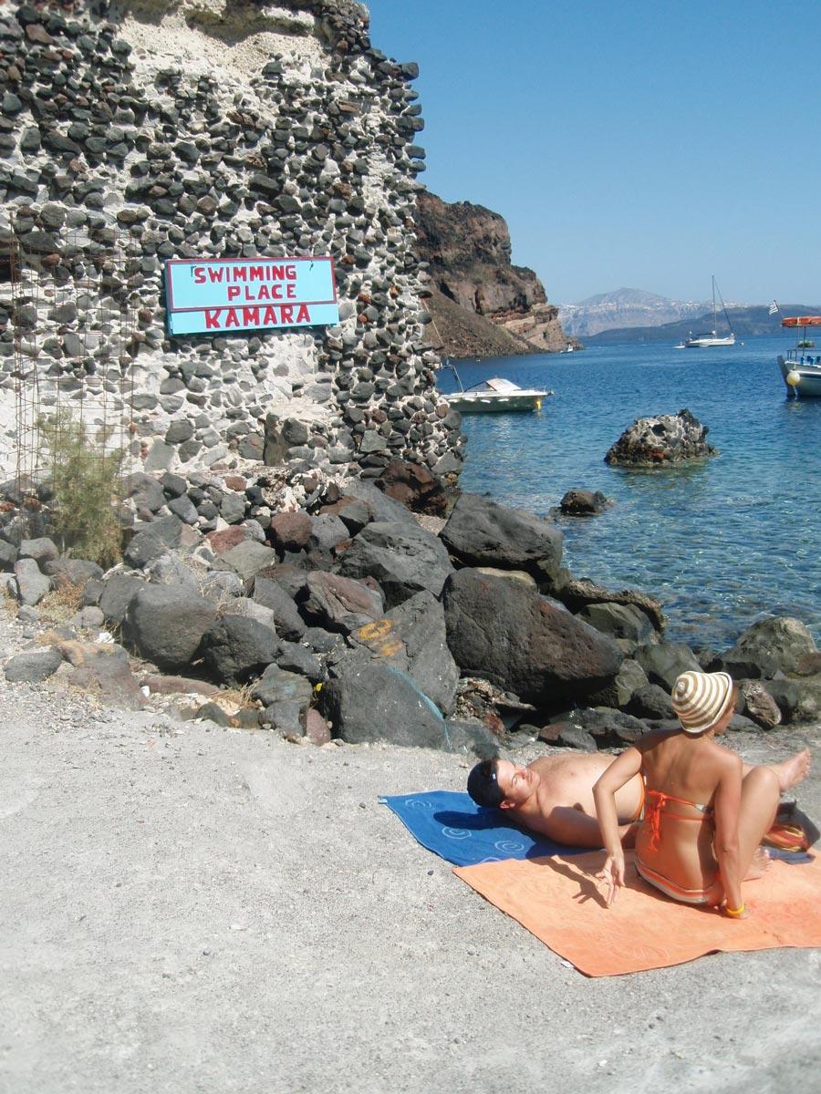 Santorini (Θήρα), Greece