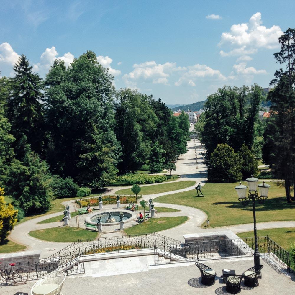 City of Ljubljana Park